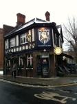 "Me thinks this is a proper ""pub."""