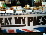 More pies. This market seemed very much like the Hester Street Fair or Smorgusburg. (But way smaller.)