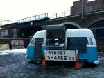 Now THAT'S a food truck, er, van.