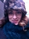 I am cold. So I am wearing lots of fur. Even though I'm not in Russia.