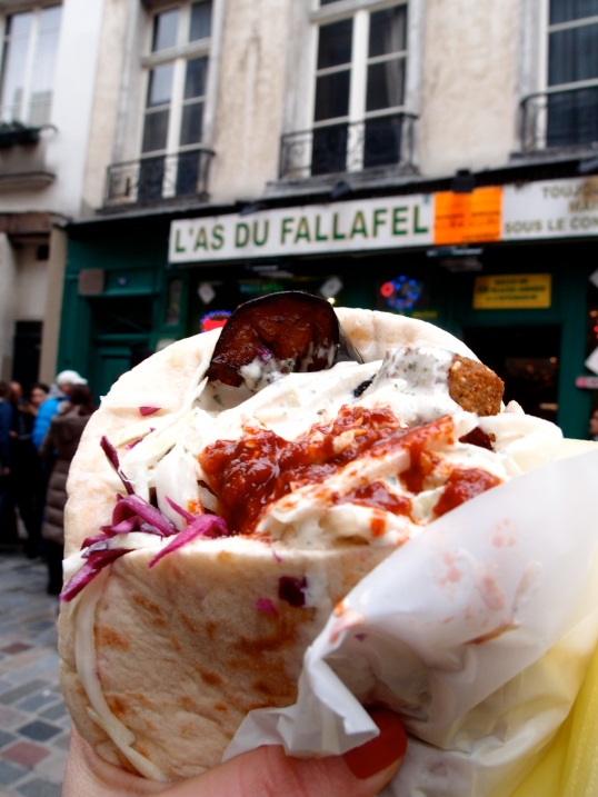 L'As du Fallafel - The Best Falafel in the World