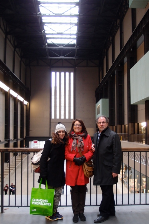 At the Tate