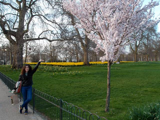 Spring has sprung and I lived to see the day!