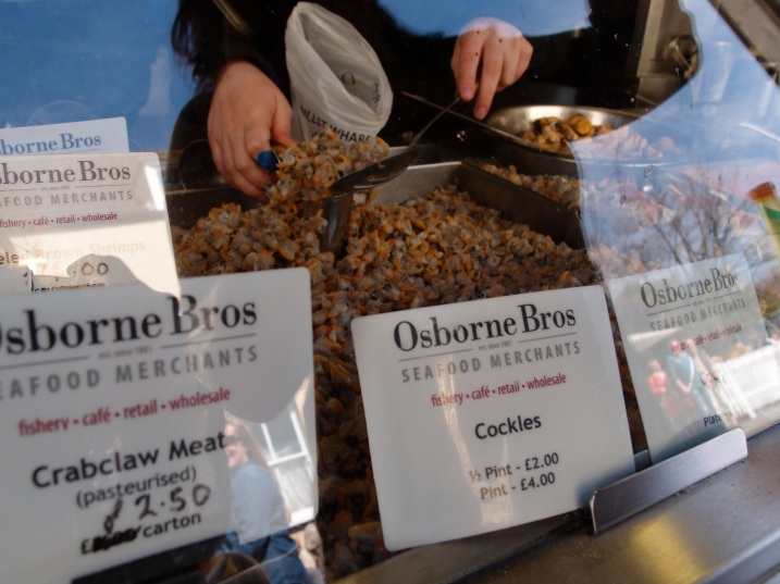 Osbourne Bros. seemed to be the ace purveyor in the area selling both wholesale and retail.
