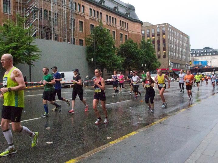 Run, Swedes, Run