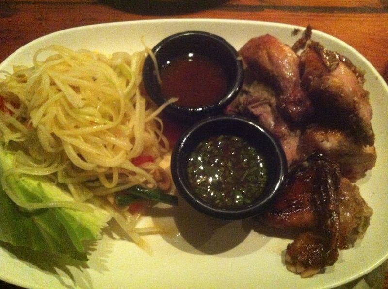 """My """"One Plate Meal"""" at Pok Pok"""