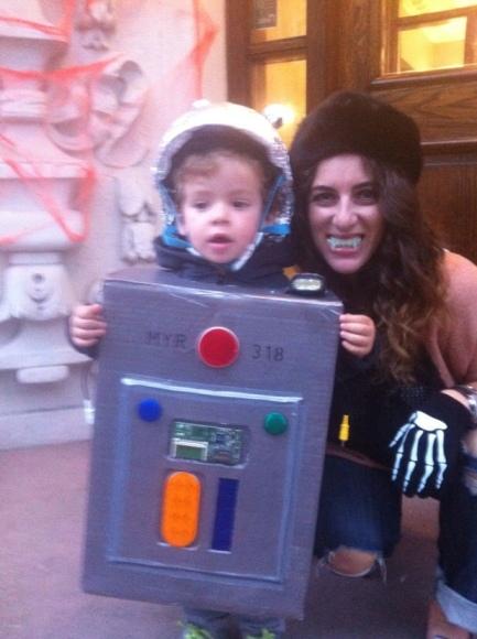 Me and Meyer Roboto.