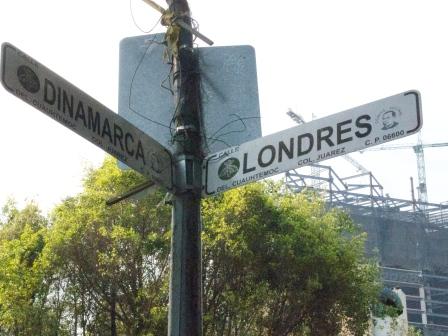 Hola Londres!