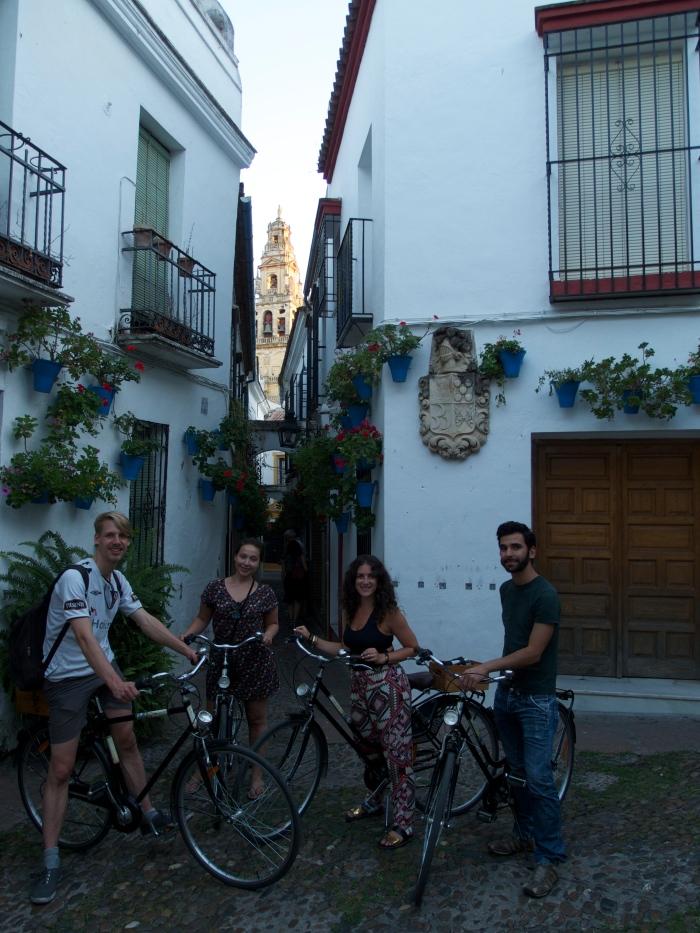 Luis, far right.