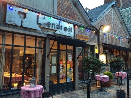 L'Endroit Restaurant in Honfleur