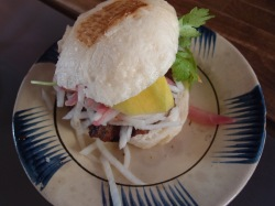 Bao Burger from District Mot