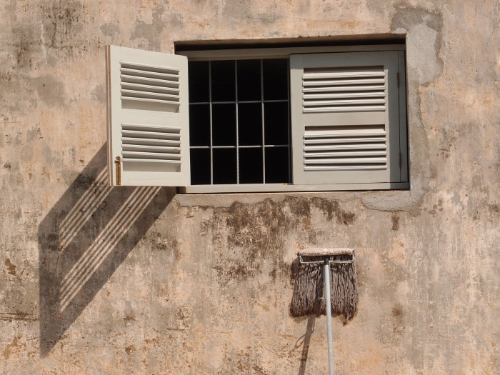 Shadows of terror at Tuol Sleng